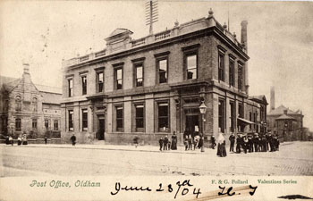 Photo: Old Post Office Oldham