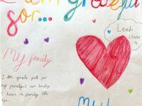 Leah's Gratitude poster