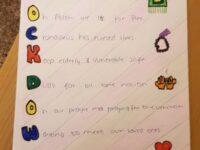 Aleesha's poem