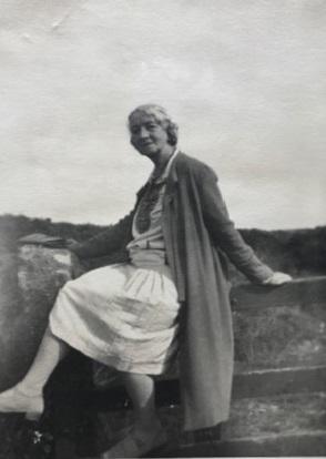 Photo of Linnea in 1931