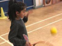 Alexandra Park school tennis