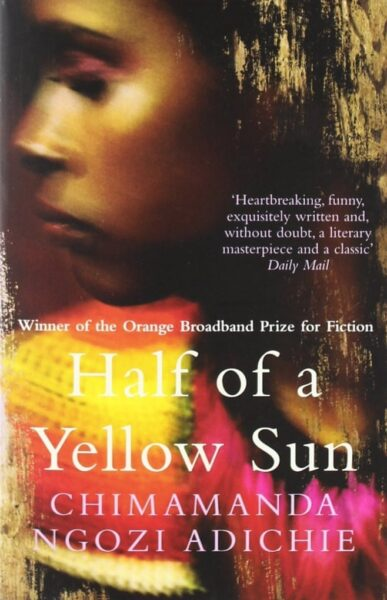 Book cover of Half of a Yellow Sun