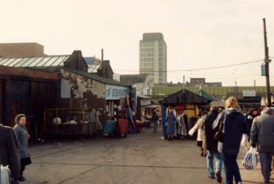 Image showing Oldham market.