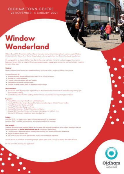 Window Wonderland brief