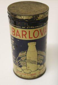 Tin of Barlova