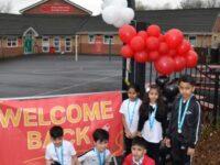 Children returning to Alexandra Park Junior school in March