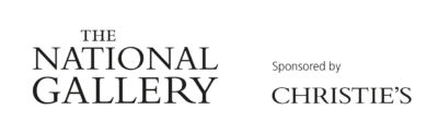 Logo for National Gallery and Christie's